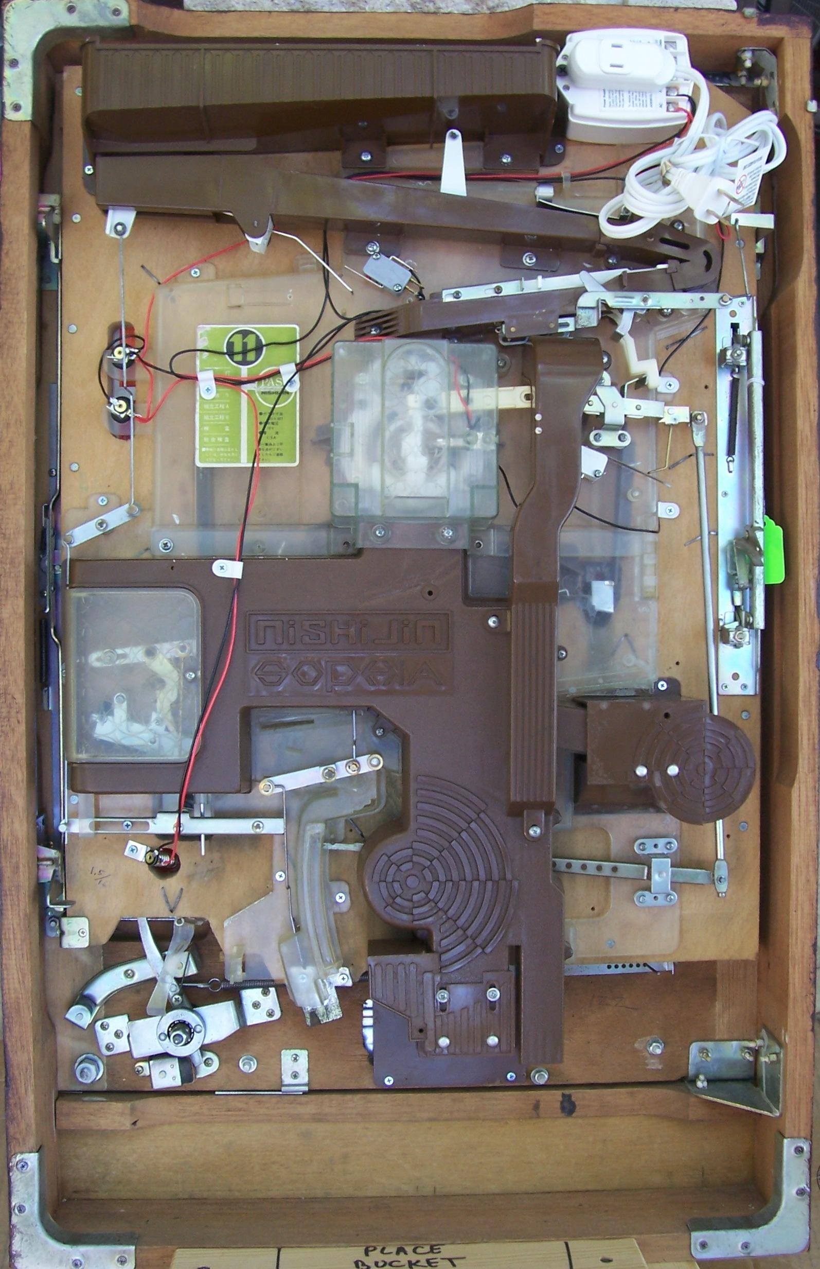 major pachinko machine designs pachinkoman rh vintagepachinko wordpress com pachinko machine wiring diagram nishijin pachinko wiring diagram