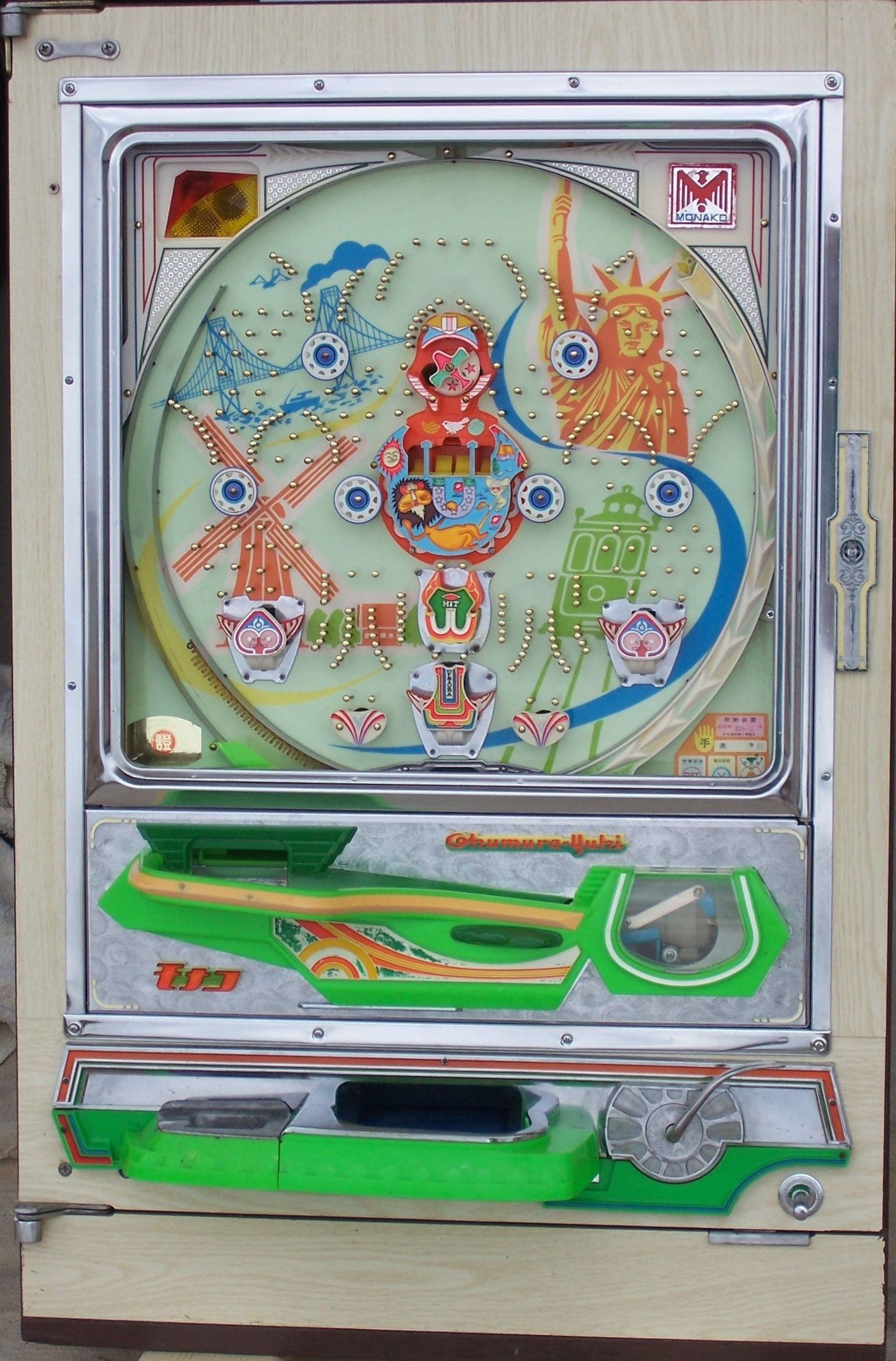 model a wiring diagram what companies made pachinko machines  pachinkoman  what companies made pachinko machines  pachinkoman