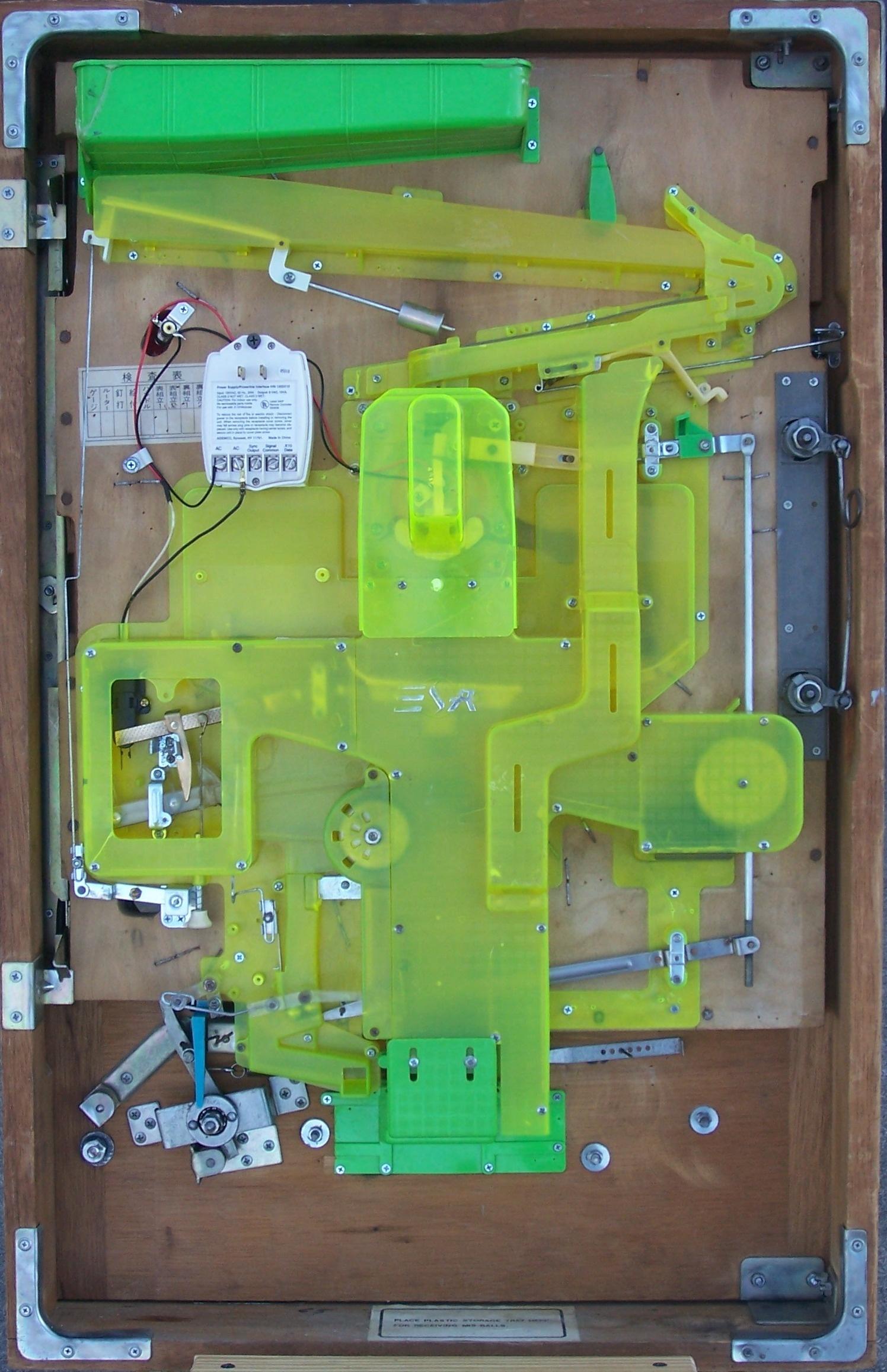 What Companies Made Pachinko Machines